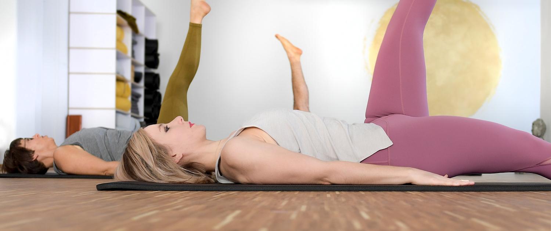 Single Leg Circle, Pilates