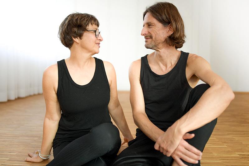Nicole und Ralf, Inhaber Mattengold