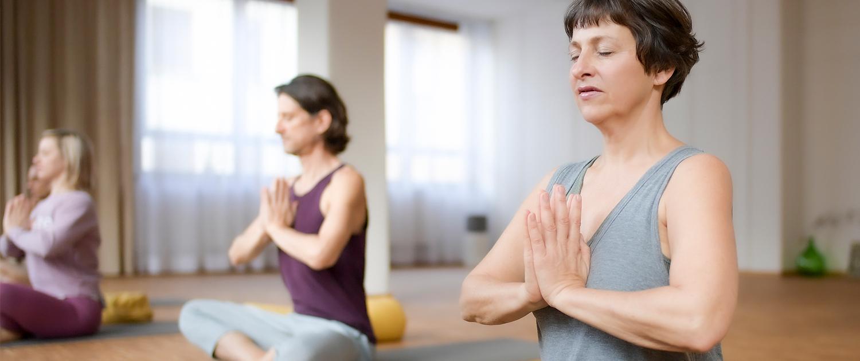 Anjali Mudra, Yoga