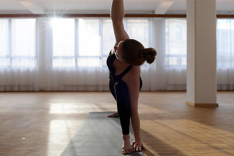 Utthita Parsvakonasana, Yoga Asana