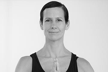 Katrin, Yoga-Lehrerin