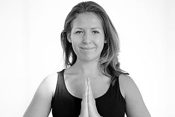 Larissa, Yoga-Lehrerin