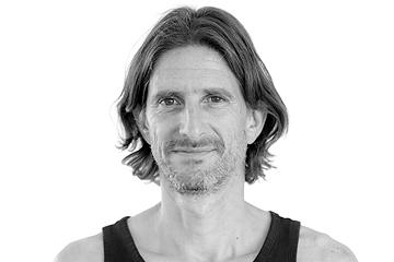 Ralf, Inhaber Mattengold Yoga & Pilates