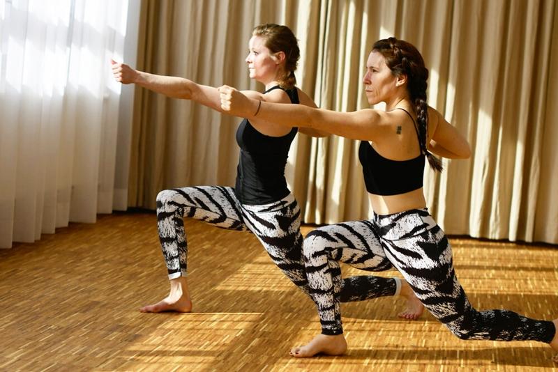 Budokon-Yoga